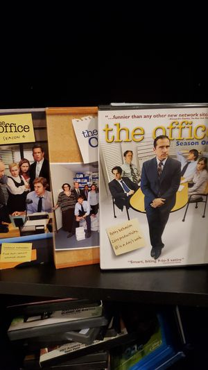 The Office DVD collections, seasons 1, 3, 4 for Sale in Costa Mesa, CA