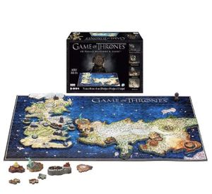 Game Of Trones 4D Puzzle for Sale in Deerfield Beach, FL