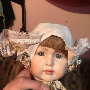 A KÄMMER & REINHARDT 117A BISQUE HEAD CHARACTER DOLL for Sale in Omaha, NE