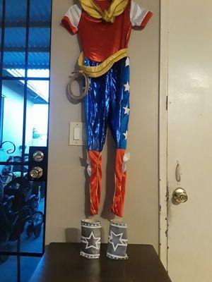 Costume wonder women for Sale in Norwalk, CA