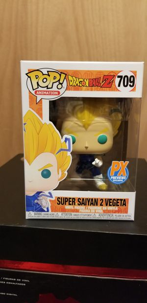 VEGETA SUPER SAIYAN FUNKO POPS DRAGONBALL Z for Sale in Essex Fells, NJ