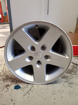 Jeep wheels/ rims for Sale in Austin, TX