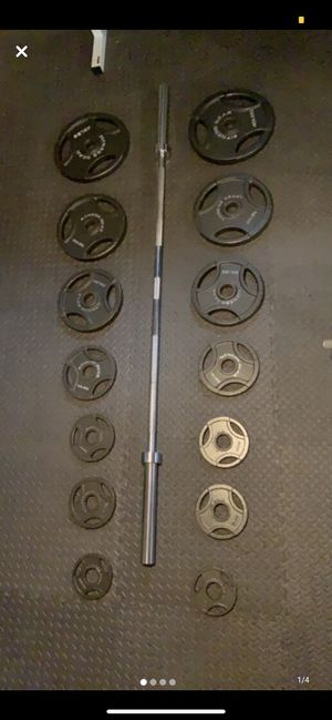 Brand New Olympic Weight Set for Sale in Waterbury, CT