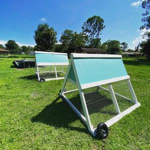 CHICKEN TRACTORS AND COOPS CUSTOM BUILT TO YOUR SIZE! TURNERS CUSTOMS for Sale in Orlando, FL