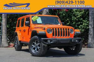 2018 Jeep Wrangler Unlimited for Sale in Fontana, CA