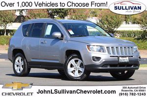 2017 Jeep Compass for Sale in Roseville, CA