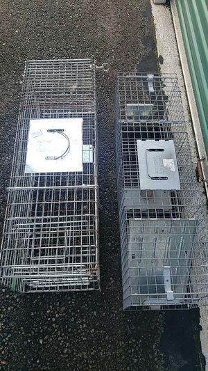 Live catch traps for Sale in Lake Stevens, WA