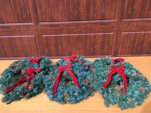Wreaths, set of six for Sale in Alexandria, VA