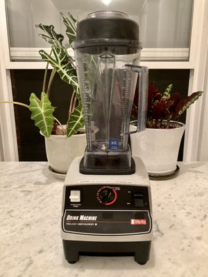 Vitamix VM0100A Drink Machine Two-Step Timer High Performance Professional Blender (CLEAN!) for Sale in Los Angeles, CA