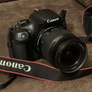 Canon Rebel T6 for Sale in Lodi, CA