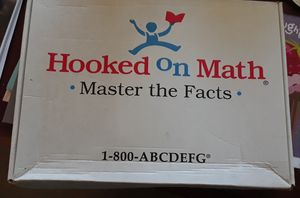 Hooked on Phonics math, reading, world for Sale in Arlington, TX