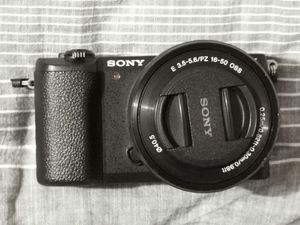 Sony Alpha A5100 24.3MP Digital Camera - Black (Kit with 16-50mm Power Zoom... for Sale in Portland, OR
