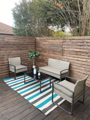 New and Used Patio furniture for Sale in San Antonio, TX ...