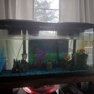 Aqueon Glass Aquarium Tank 55 Gallon for Sale in Wakefield, MA