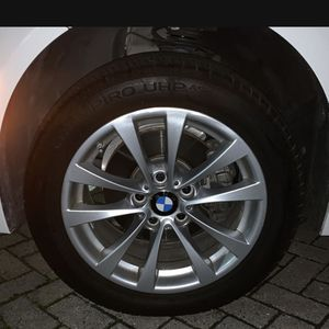 BMW 3 Series 17 Inch Wheels + Tires for Sale in San Bruno, CA