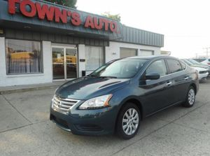 2014 Nissan Sentra $1200 Down Payment for Sale in Nashville, TN