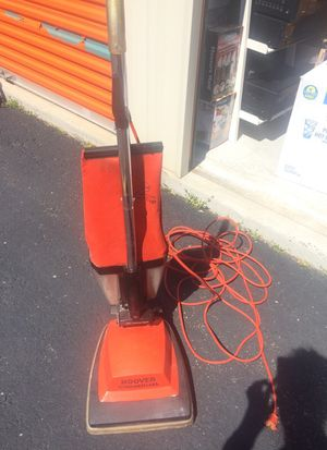 Commercial Hoover vacuum- good working condition. for Sale in Brick, NJ