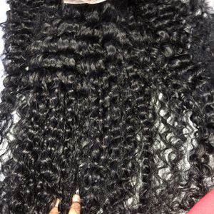 28 inch 13x6 lace front malaysian curly wig for Sale in Boston, MA