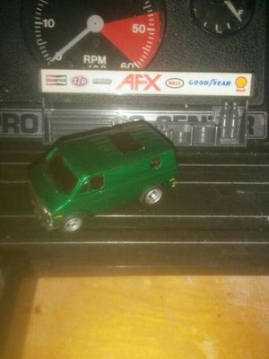Afx. 4 gear street van H. O. Scale Slot Car for Sale for sale  Brooklyn, NY