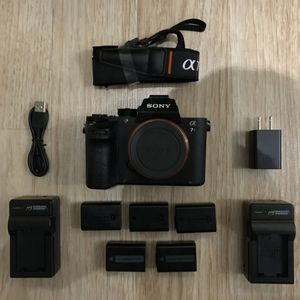 Sony A7Sii for Sale in Miami, FL