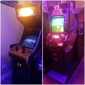 Afterburner 2 / Assault Arcade Games for Sale in Goodyear, AZ