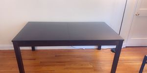 IKEA Bjursta Brown Dining Table for Sale in Baltimore, MD