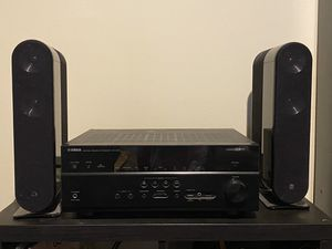 Yamaha RX-V675 7.2 Channel Network AV Receiver with Airplay for Sale in Seattle, WA
