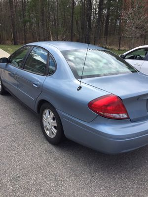 2007 Ford Taurus fully loaded for Sale in Coventry, RI