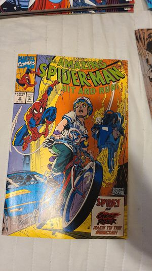 The Amazing Spiderman: Hit and Run Issue 3 for Sale in Bellflower, CA