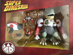 Super Dinosaur Skybound Exclusive toy collectibles for Sale in Fullerton, CA