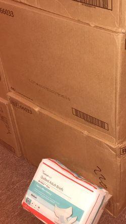 Adult diapers size medium for Sale in Atlanta,  GA