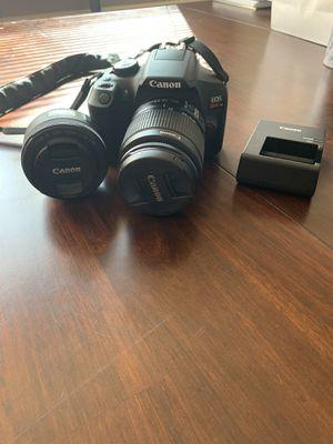 Canon T6 Rebel Eos for Sale in Suisun City, CA