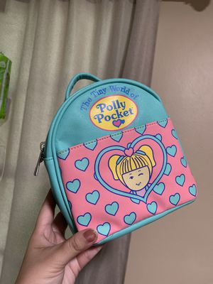 Polly pocket backpack for Sale in Whittier, CA