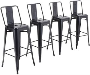 Metal Bar Stools (Set of 4) for Sale in Los Angeles, CA