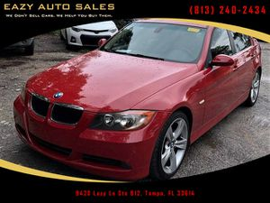 2007 BMW 3 Series for Sale in Tampa, FL