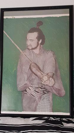 Saturday night live /John Belushi. Samurai warrior for Sale in Prineville,  OR