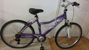 BEAUTIFUL BICYCLE AVALON 6061 ATT 7 SHIFT SPEEDS DUAL SHX SERIES 2.6 LIKE NEW EXCELLENT CONDITION for Sale in Alexandria, VA