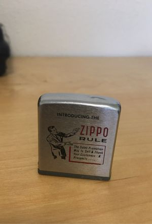 ZIPPO Ruler for Sale in Federal Way, WA