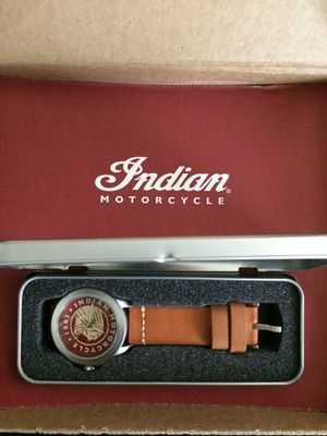Indian motorcycle watch for Sale in Fontana, CA
