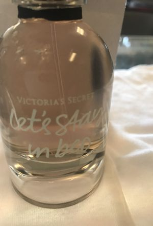 Victoria secret let's stay in bed perfume 1.7 oz for Sale in Las Vegas, NV