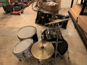 Groove percussion drum set for Sale in Fort Lauderdale, FL
