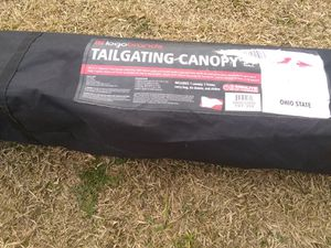 Tailgating canopy Ohio State for Sale in Williamston, NC