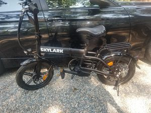 Folding Electric Bicycle/Ebike for Sale in Mashpee, MA