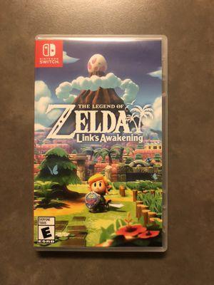 Links Awakening Nintendo Switch for Sale in Seattle, WA