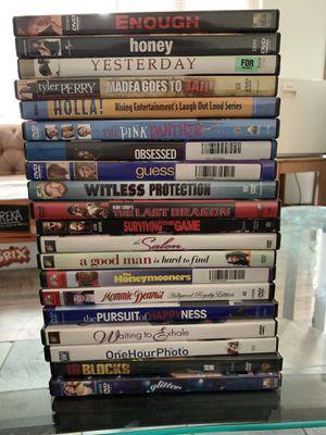 DVDs bundle for Sale in Seattle, WA