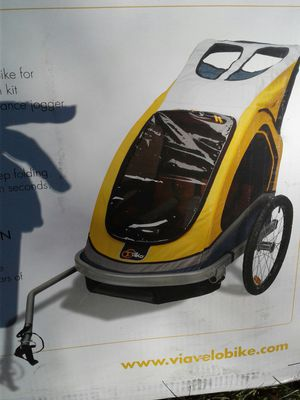 Bike trailer with jogger conversion for Sale in Charles Town, WV