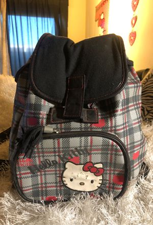 Hello kitty backpack for Sale in West Covina, CA