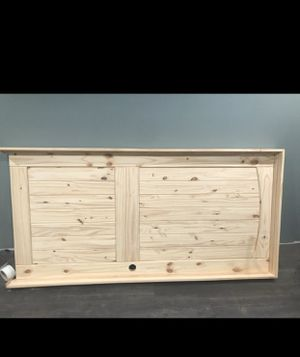 2 knotty pine doors for Sale in Cumberland, RI