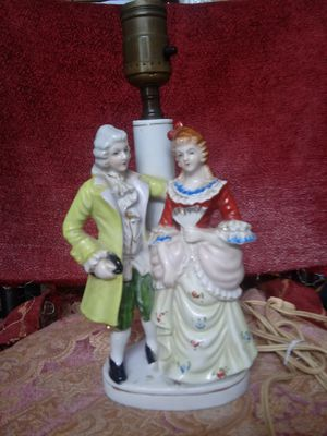 Vintage Couples Lamp for Sale in Hannibal, MO
