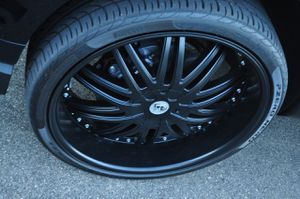 "24"" Lexani LX 10 Wheels - Cayenne, VW Toureg, Audi Q7 - No Tires for Sale in Redondo Beach, CA"